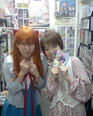 桜(増田倫子&稲垣早希)