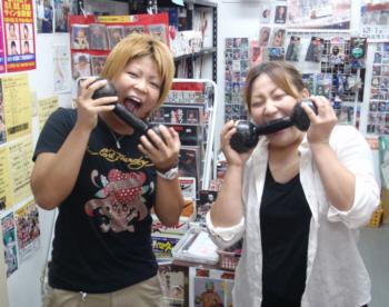 花月&下野佐和子